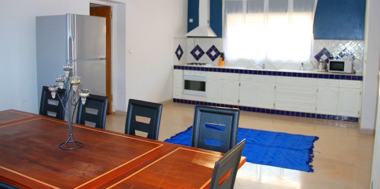 Cuisine villa Tana 2