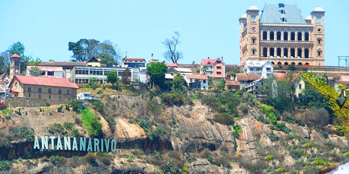 Antananarivo anatirova