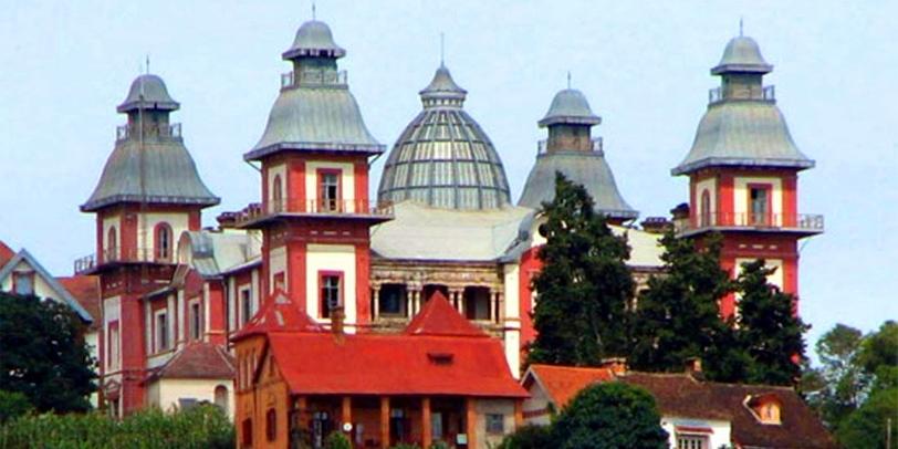 Antananarivo ville haute