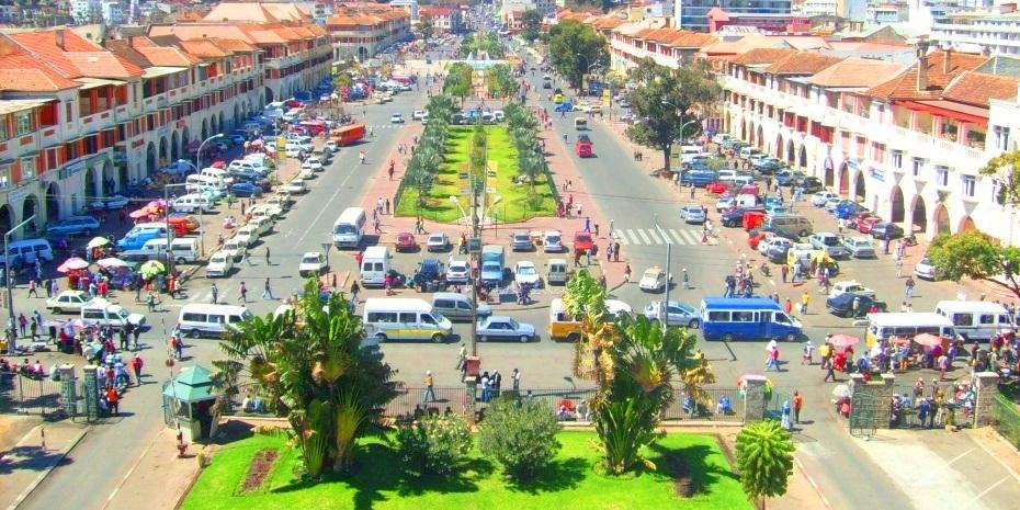 Avenue de l'independance antananarivo