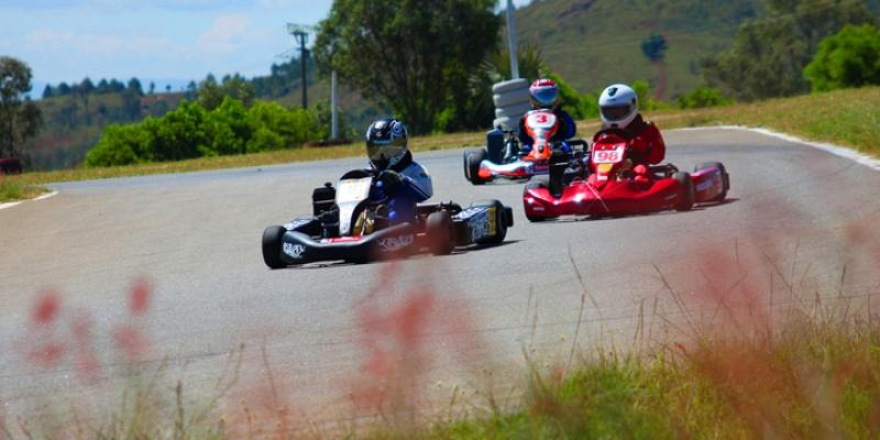 Circuit total karting madagascar 3