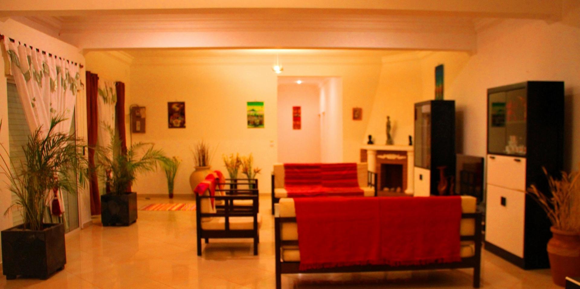 Living villa tana 2 3
