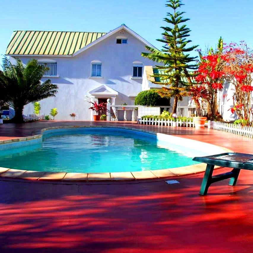Location avec piscine antananarivo 1