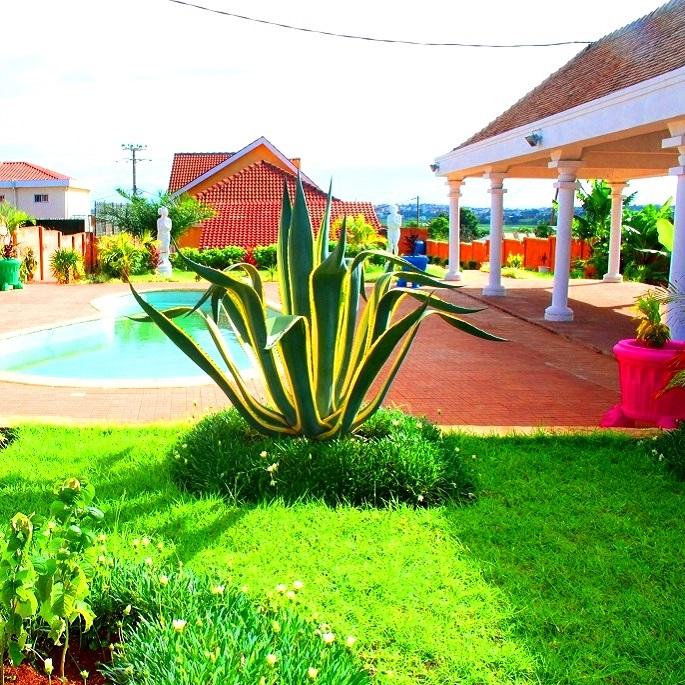 Location de villa de standing madagascar