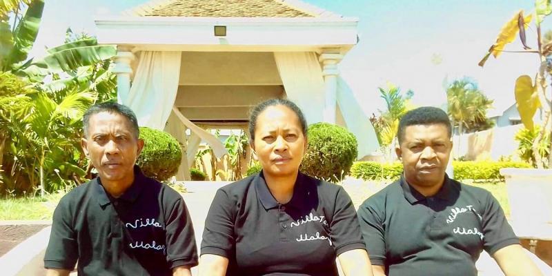 Staff villa tana 3