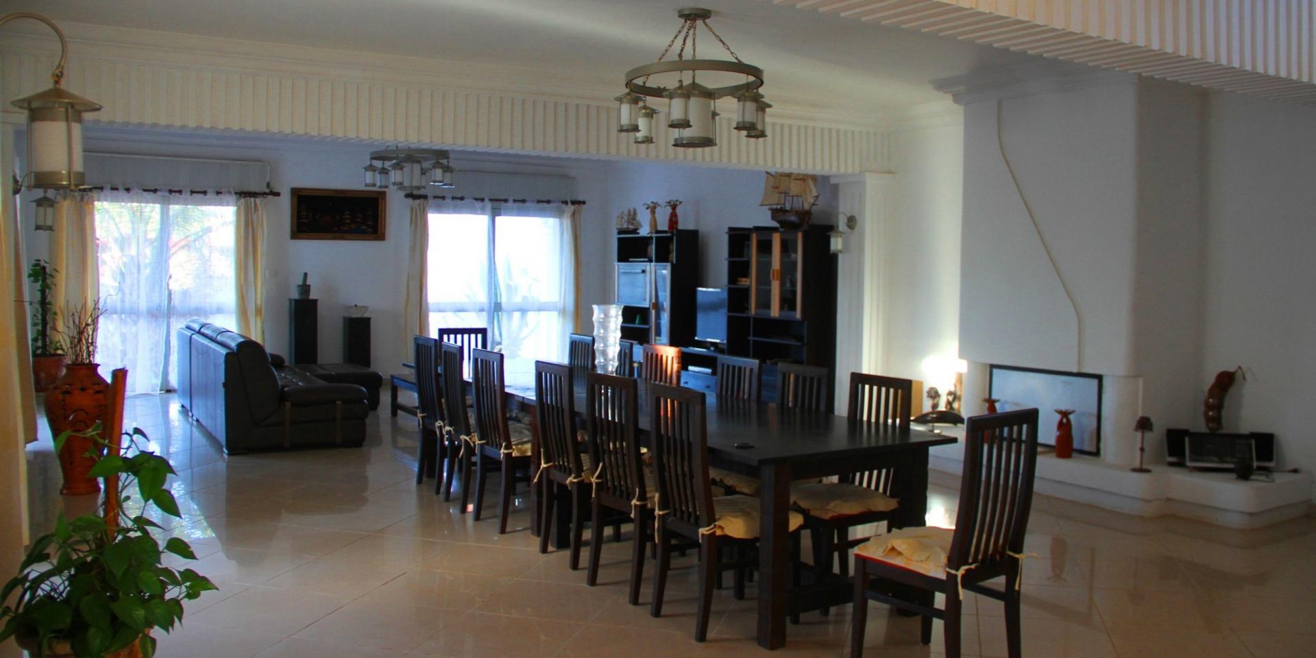 Villa antananarivo living