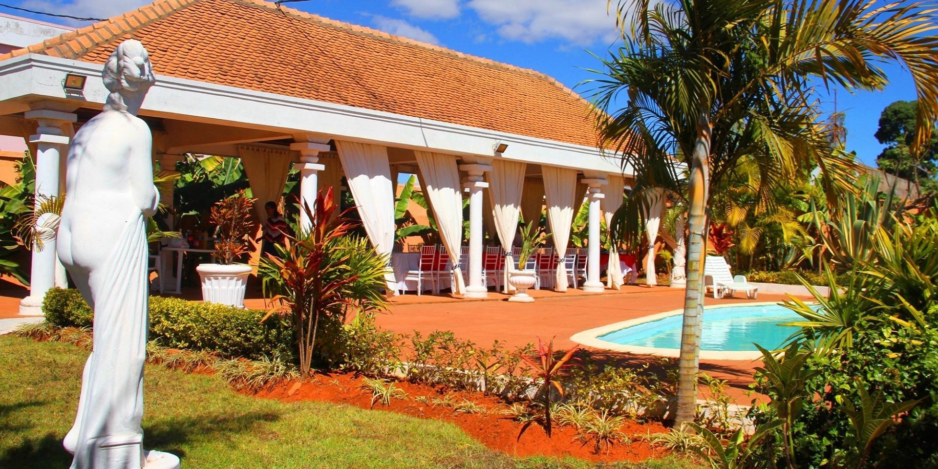 Villa de luxe antananarivo location