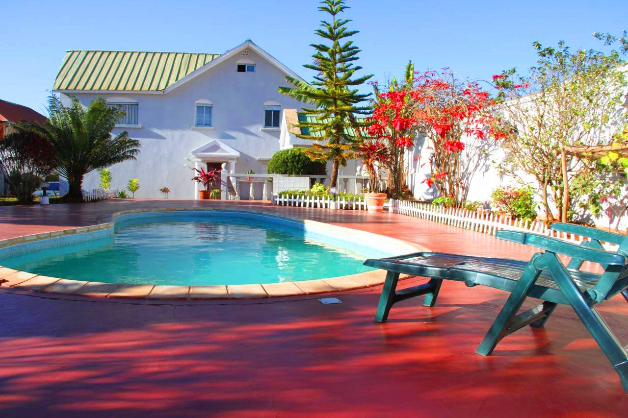 Villa antananarivo location