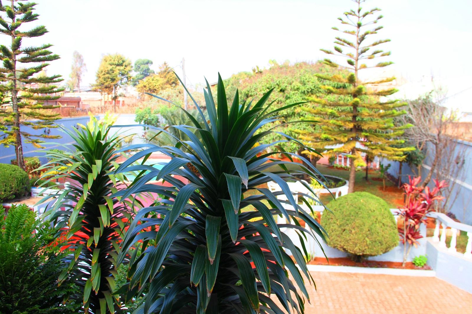 Vue panoramique villa antananarivo